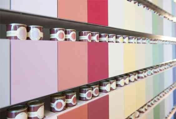 Farrow and Ball Paint Swatches Available to the Trade Interior Design Gainesville Florida