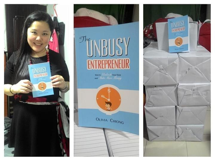 Olivia Chiong - The Unbusy Entrepreneur