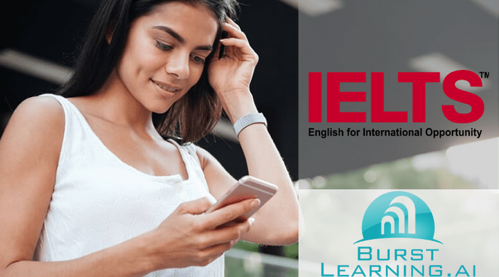 IELTS Coaching, IELTS Mock Tests, IELTS Course on mobile