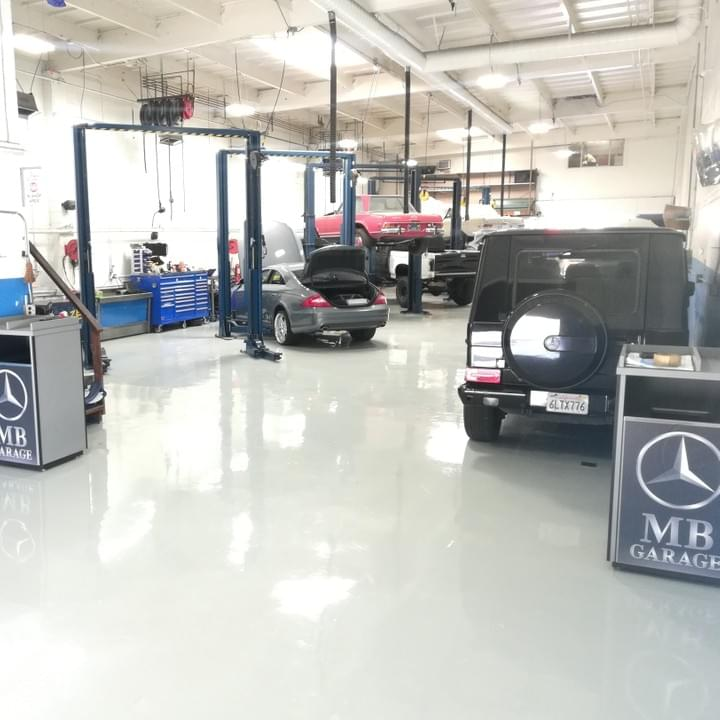 San Mateo Bay Area Independent Mercedes Benz