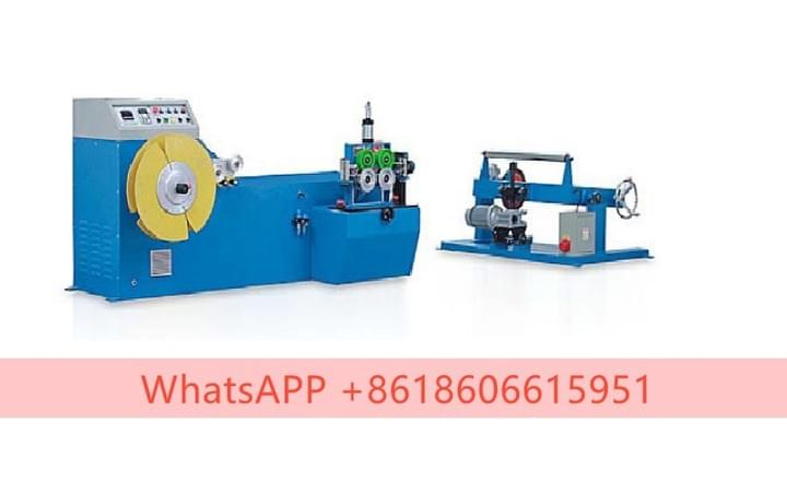 Medium Cross-section Semi Automatic Coiling Machine