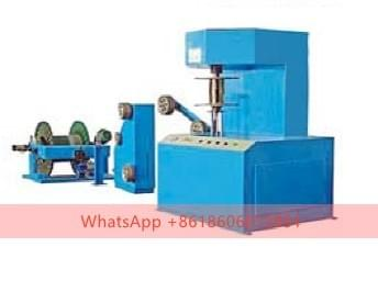 Vertical Coiling Machine