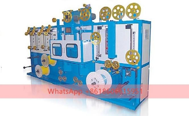NC SINGLE/ DOUBLE VERTICAL TAPING MACHINE