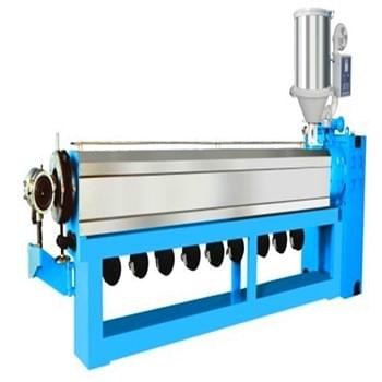 Insulated Sheath Cable Extrusion Line Machine from China