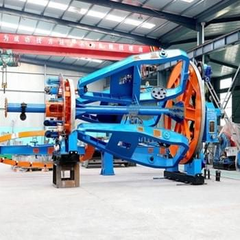 Insulated wires&Cable Laying-up Machine from China