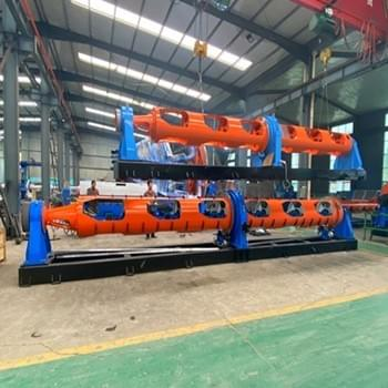 Galvanized and Ungalvanized wires Cable Tubular Stranding Machine from China