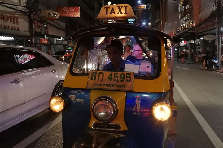 TukTuk Tour in Bangkok