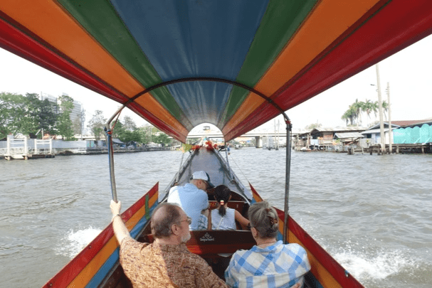 1 Day Bangkok Canal Tour