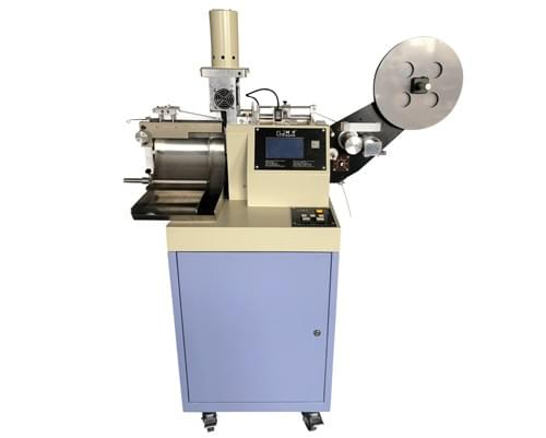 ultrasonic label ribbon cutting machine