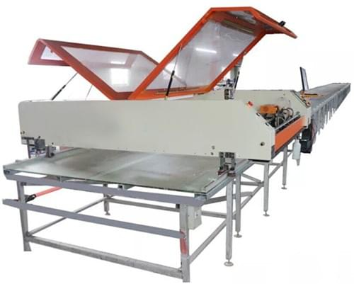 digital printing machine for garments