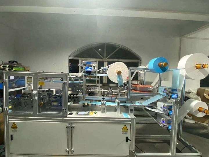 Fully Economic Mask Making Machine