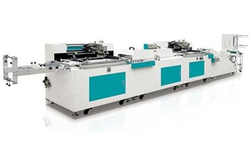 elastic tape screen printing machine