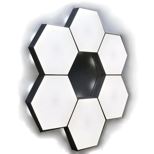 hexagon lights for gaming lights
