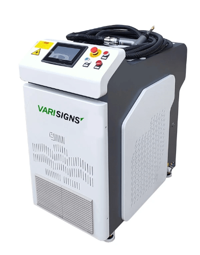 Varisigns 1000W Raycus Fiber Handheld Laser Welder for All Materials