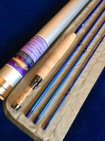 CTS Affinity X 11ft 3wt Euro Nymphing Rod.