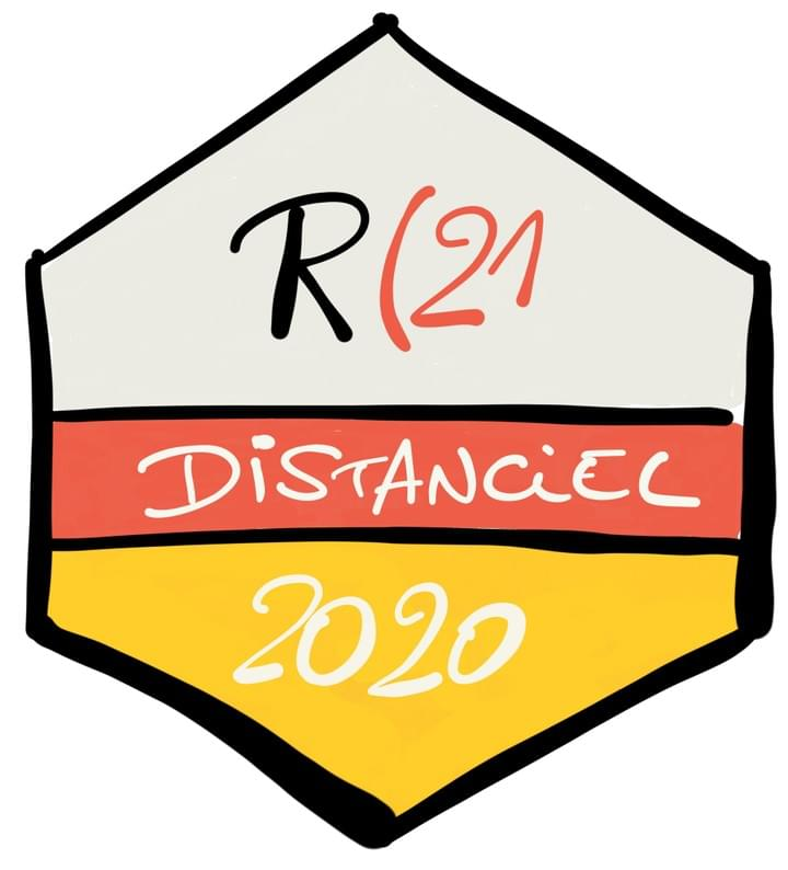 Badge distanciel