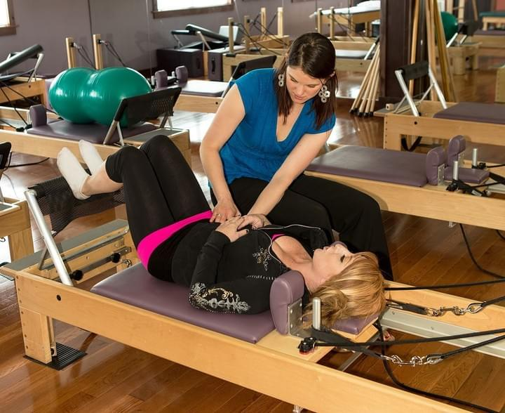 Pilates Stabilization and Re-Patterning Therapy