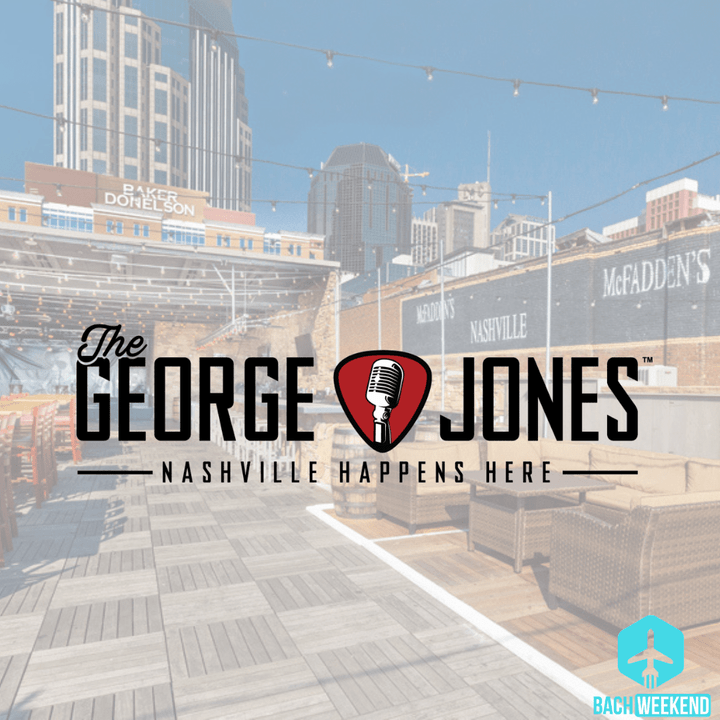 The George Jones is located in downtown Nashville on Broadway and features a smokehouse BBQ restaurant, rooftop bar, a museum of the legendary singer, gift shop and private event space.