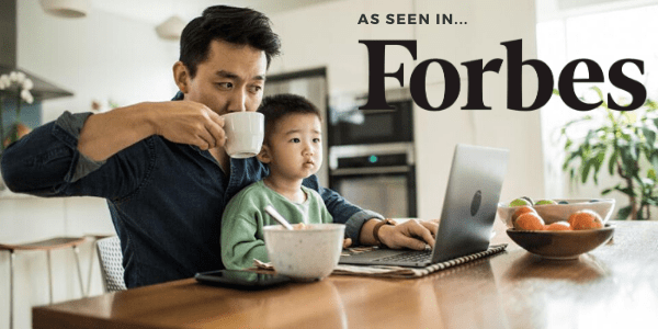 As featured in Forbes Magazine