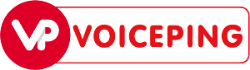 VoicePing, The Smart Walkie Talkie App Logo