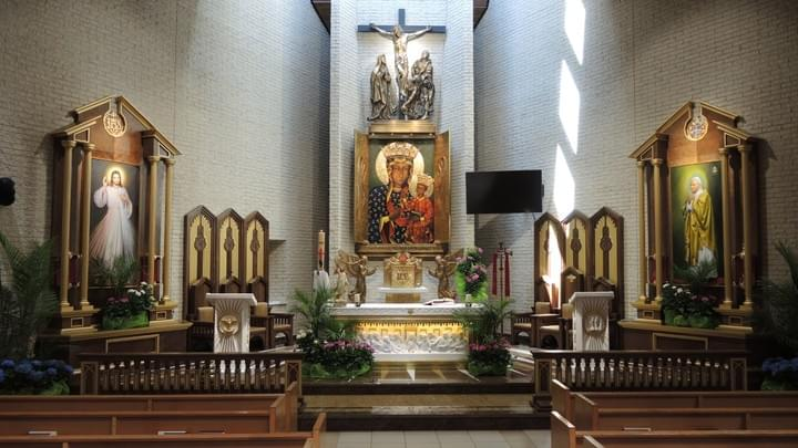 Our Lady of Częstochowa Parish – Sterling Heights