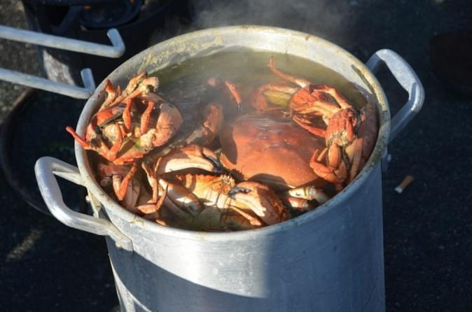 Shop Crab on the Run for your seasonal crab feasts!