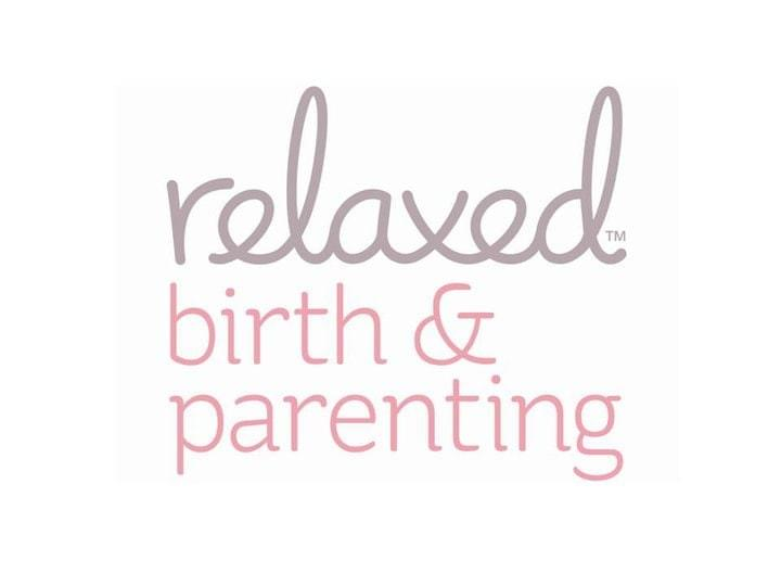 Relaxed Birth and Parenting Logo