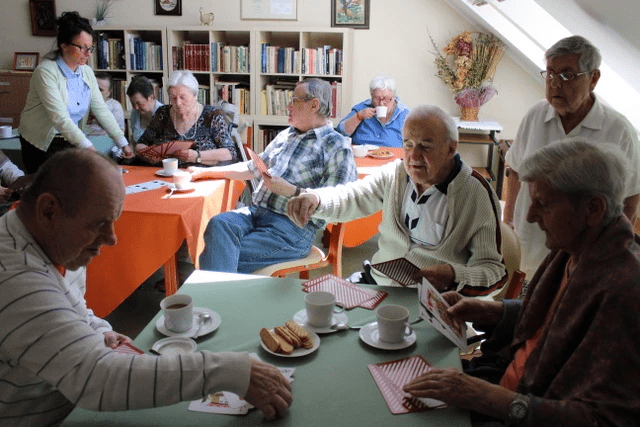 Fot. Dom Pomocy Społecznej w Gdyni, ul. Pawia 31