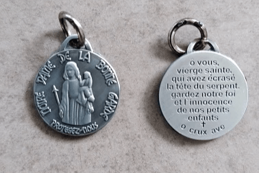 Medal of Our Lady of Safe Custody