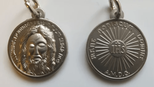 The Medal of the Holy Face of Jesus