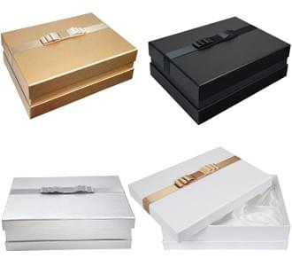 luxury gift boxes with neck style