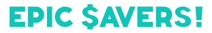 Epic Savers Logo