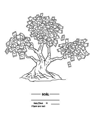 Fictional Money Tree