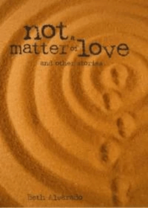 Novel Cover Art Not a Matter of Love