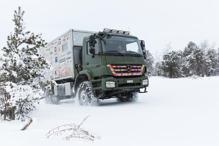 4xtremes 4x4 expedition overland russia winter