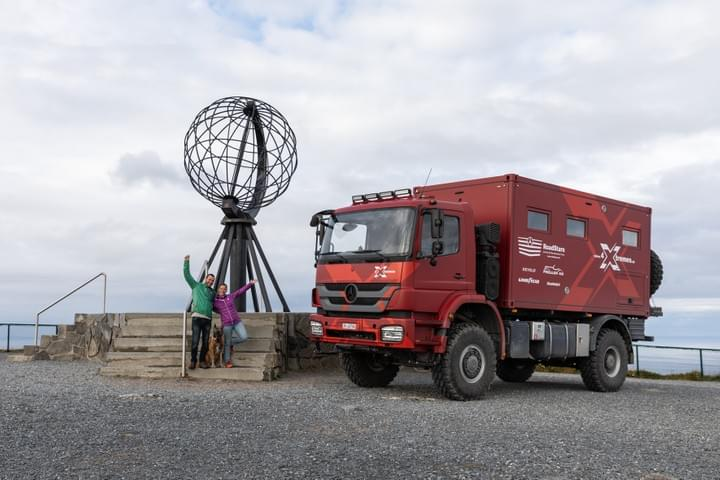 4xtremes expedition vehicle overland
