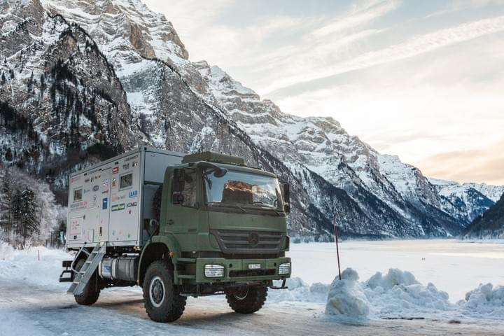 4xtremes expedition vehicle russia