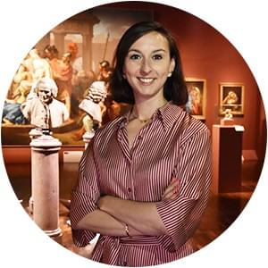 Olivia Voisin, Director of Orléans Museums, December 2020