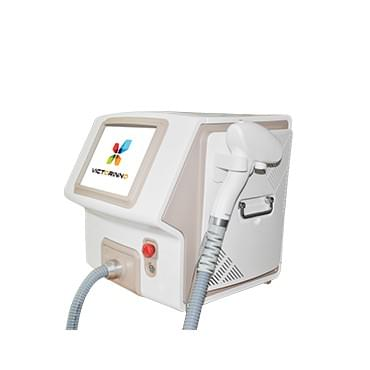 beauty equipments diode laser hair removal