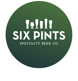 Six Pints Specialty Beer Co Logo