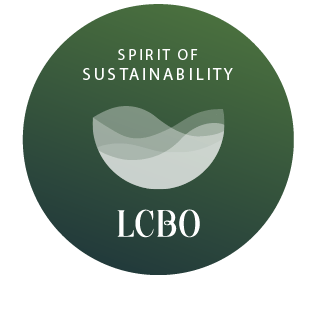LCBO Spirit of Sustainability Logo