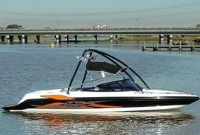 Boat Windscreens - Plasview Boat Windscreens