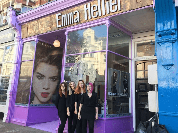Emma Hellier Salon, East Sussex
