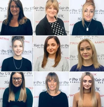 The Hair Pro UK Team