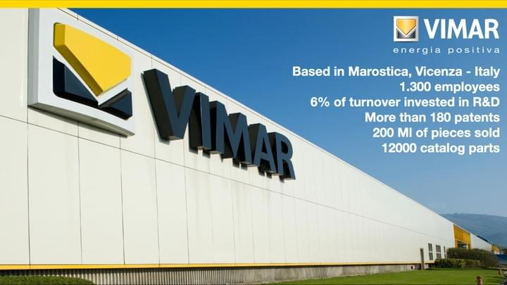 Case Study: Vimar Spa