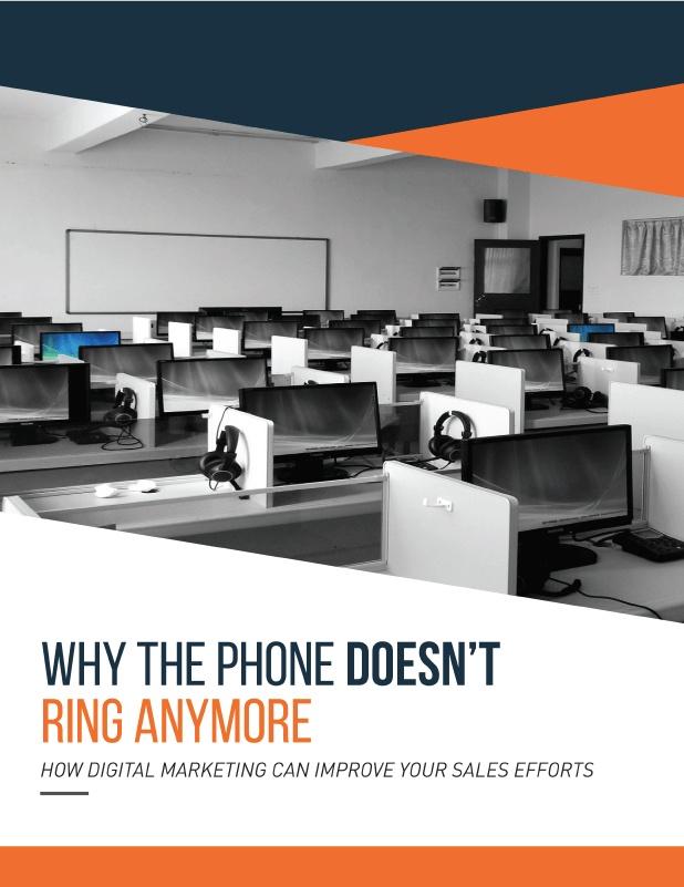 Why The Phone Doesn't Ring Anymore White Paper