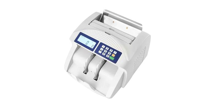 cash counting machine fake note detection