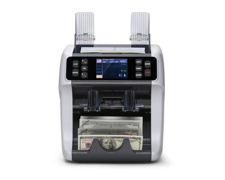 cash counting machine bill counter