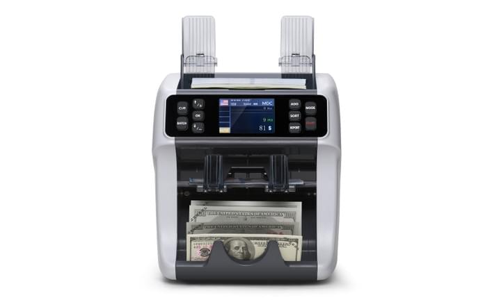 money counting machine professional