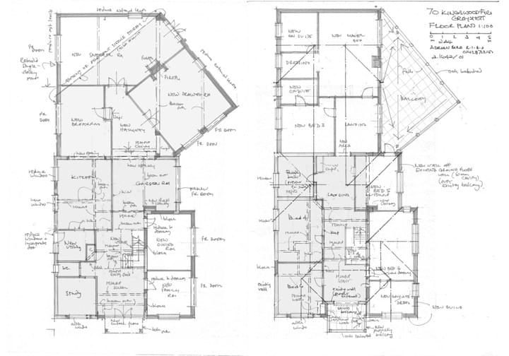 plans, extensions, home, planning, interior